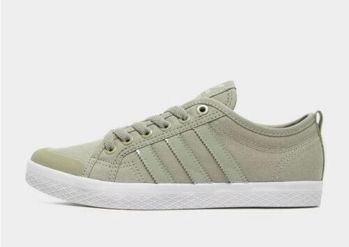 Adidas Originals Miel LO Casual Zapatillas Gris para Mujer Talla 3-7 N431 Reino Unido