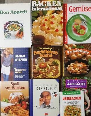 10 Kochbücher Guter Geschmack