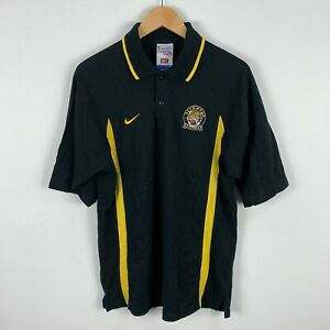 VINTAGE Richmond Tigers Shirt Nike Mens Small Polo Made In Australia
