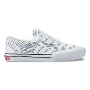 76634b5d120e5 Details about New Vans Era 3ra Vision Voyage True White/Black Sneakers  Skate Shoes 2019
