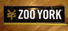 VTG ZOO YORK SKATE STICKER HAROLD HUNTER ORTIZ NIKE SUPREME DSC UNBREAKABLE NOS