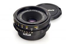 Nikon non-AI 45/2,8 GN Auto Nikkor C // 28718,3