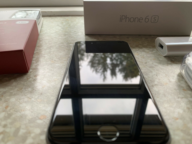 iPhone 6S, 32 GB, aluminium, Perfekt, IPhone 6s 32gb…