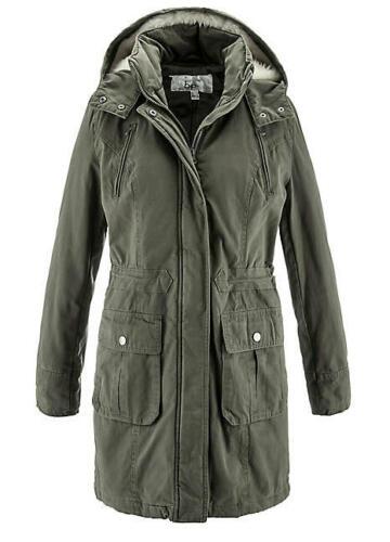 chaqueta Tamao 16 larga Olive de Vr132 bateo 01 Dark Bonprix Uk gdOwRqxR