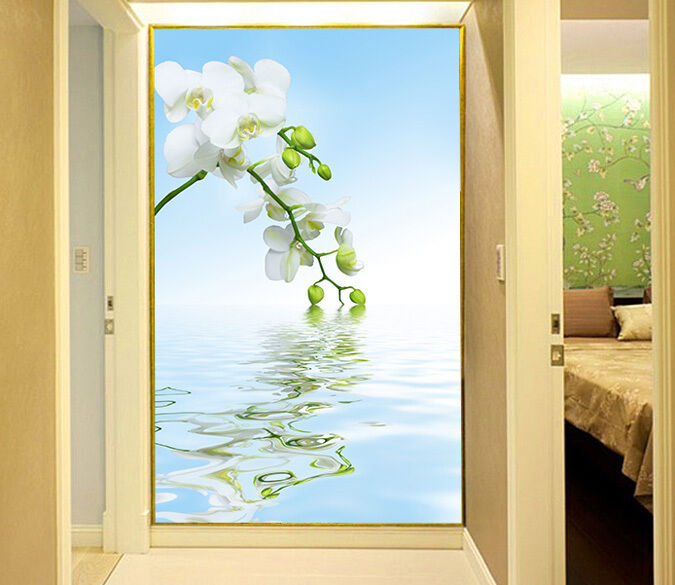3D Fresh Flowers 2 Wall Paper Wall Print Decal Wall Deco Indoor Wall Murals Wall