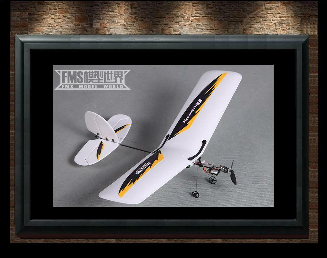FMS Indoor Micro Flyer Butterfly versione RTF.