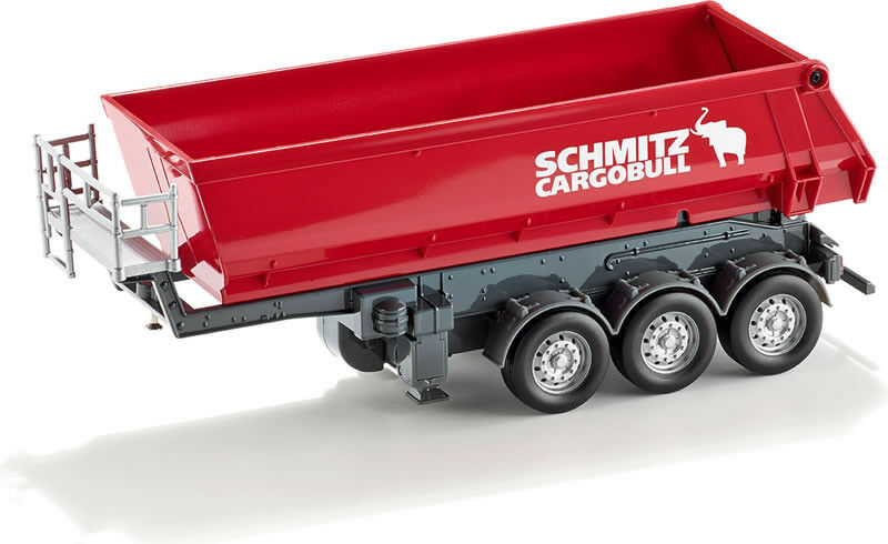 clásico atemporal SIK6727 - - - Remorque 3 essieux benne SCHMITZ pour camion RC Control SIKU  - 1 32  barato en alta calidad
