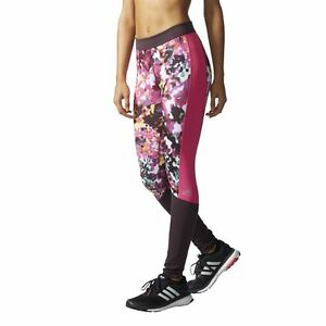 adidas donna's techfit long tights
