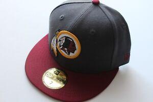 11aedcc8302 Das Bild wird geladen Washington-Redskins-NFL-Football-Cap-Kappe-New-Era-