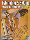 Estimating & Bidding for Builders & Remodelers by Richard J Langedyk (Mixed media product, 2008)