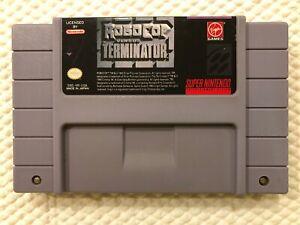 Robocop-Versus-The-Terminator-Super-Nintendo-SNES-Authentic