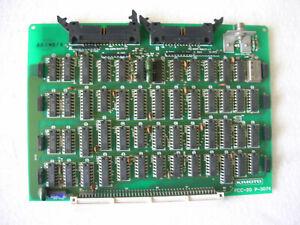 Kimoto-186-s-FCC-20-P-3074-Board-ALA-1515-100-302M076-PS-30PE-D4LT1-L1-26PE-Ok
