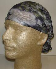 3D02 HD Military Tactical Snake Camo Multi Function Headwear Balaclava Face Mask