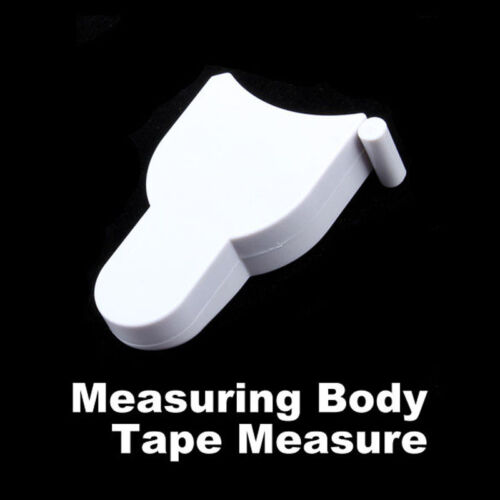 Marque Nouvelle mesure Fitness Corps Tester Measuring Tapes 150 cm tailleur Sewing Ruler