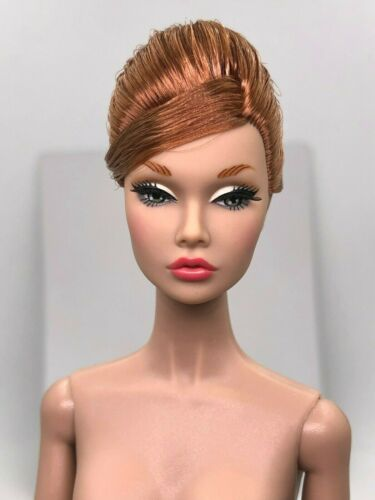 Fashion Royalty Integrity Doll Poppy Parker Tres Chic Boutique Nude Doll