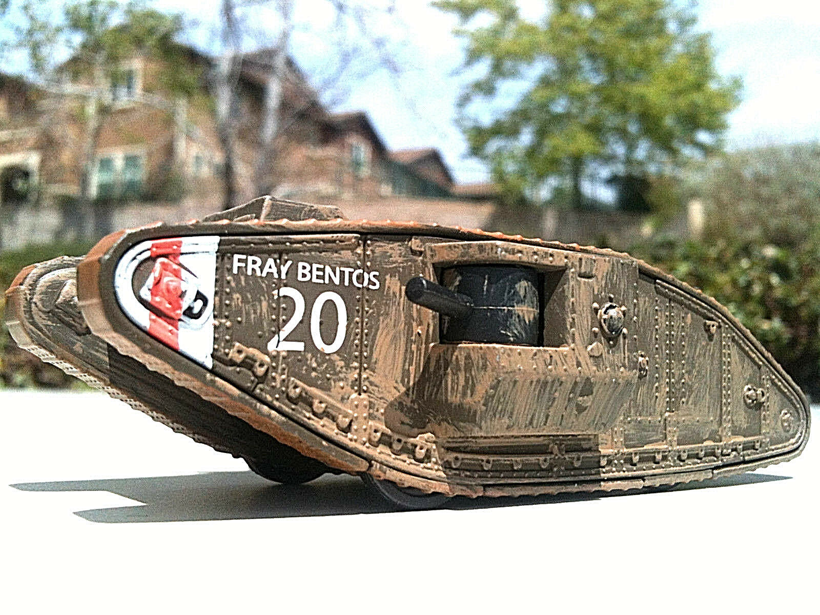 CS90614 Corgi Mark IV Male Tank Ww1 Centenary Collection Die-cast Gift UK
