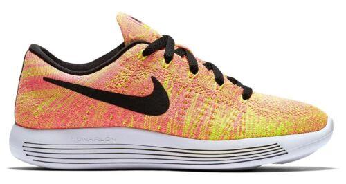 para deporte 5 38 para Low 5 Lunarepic Nike correr Flyknit mujer Zapatillas de Uk Eur multicolor wX4ZFqx5BT