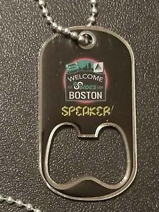 2017 BSides Boston Speaker Badge