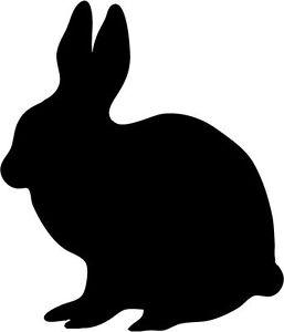 "MICKEY Bunny Rabbit Vinyl decal sticker Car Truck Window Laptop Die Cut Wall 7/"""