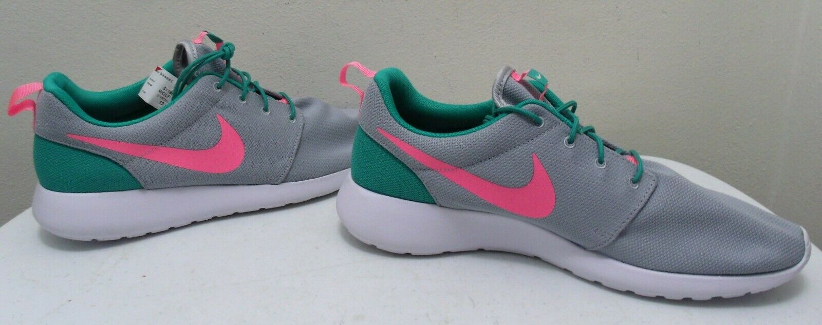 9911dec63c533 Nike Roshe One South Beach Watermelon Wolf Grey Pink Men Size 13-New See  Details
