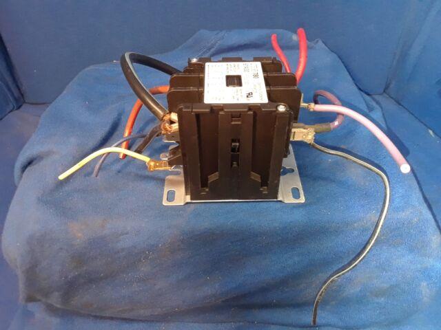 Trane Contactor Wiring Diagram   Wiring Diagram