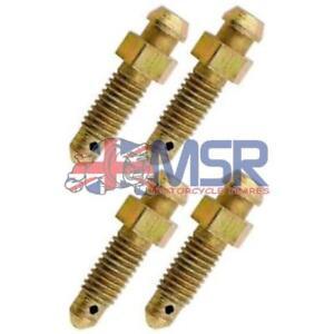 Brake-Caliper-Bleed-Screw-Nipple-M7-x-1-00mm-4-PACK