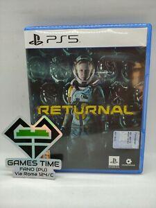 Returnal PS5 Usato PlayStation 5