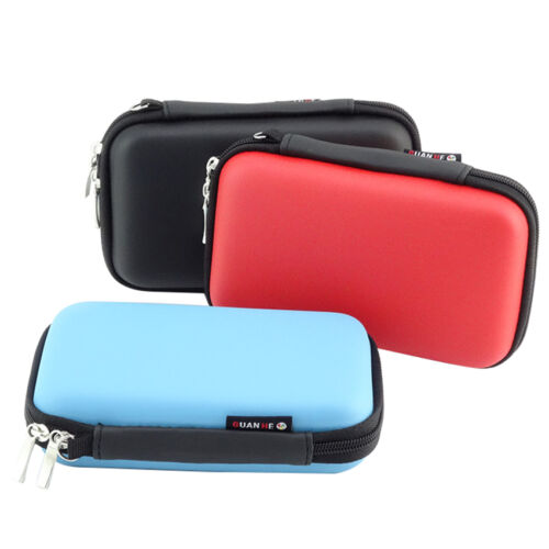 Earphone Cable USB Charger Cord Organizer Bag Travel Storage Pouch Portable Case