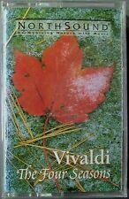 Vivaldi:  Four Seasons--Northsound (Cassette, 1996, North Word Press) NEW
