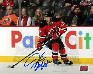 san francisco 8703b f87e7 Details about Jordin Tootoo New Jersey Devils Signed Autographed Home  Action 8x10 H