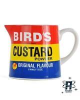 VINTAGE RETRO STYLE BIRDS CERAMIC CUSTARD 700ML CREAM MILK JUG NEW & BOXED