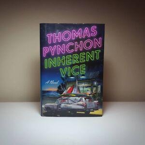 Thomas-Pynchon-Inherent-Vice-1st-Edition-1st-Printing
