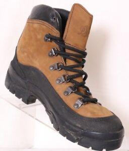8c4d8cae63b Danner Boots 43513X Combat Hiker Tan Suede Lace-Up Trail Ankle ...