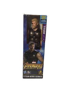 Marvel Avengers Infinity War Thor Titan Hero Series 12-Inch Action Figure - New