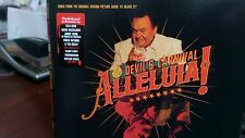 Alleluia! the Devil's Carnival V/A CD skinny puppy Morningwood Hasselhoff Tech 9