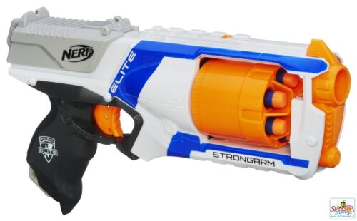 Nerf elite pistola fucile