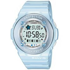 LIQUIDATION SALE! Discontinued Blue Pastel Baby-G Watch BG1300PP New In Box