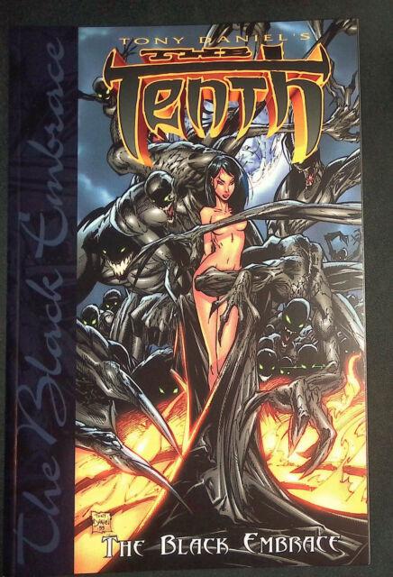 The Tenth The Black Embrace Image Comics Graphic Novel Tony Daniel VF+