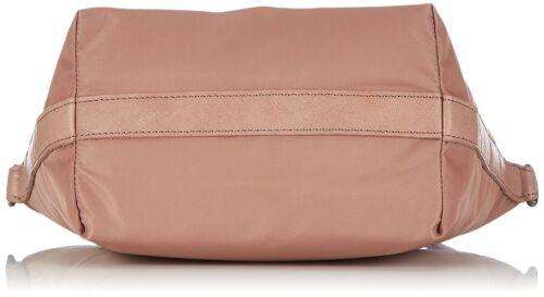 Liebeskind Women Arielle D Nylon Leather Trim Cross-body Bag Pick Your Color