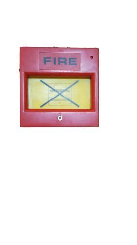 Hochiki Addressable Red Call Point ACP1A Fire Alarm Break Glass