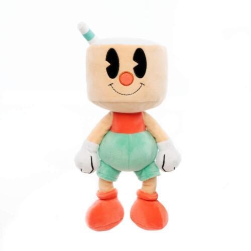 "New Authentic Cuphead Puphead 8/"" Plush Toy"