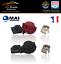 Cosses-de-Batterie-Plate-GRIFFE-TYPE-RENAULT-PEUGEOT-Type-ARELCO-Qualite-PRO miniature 1