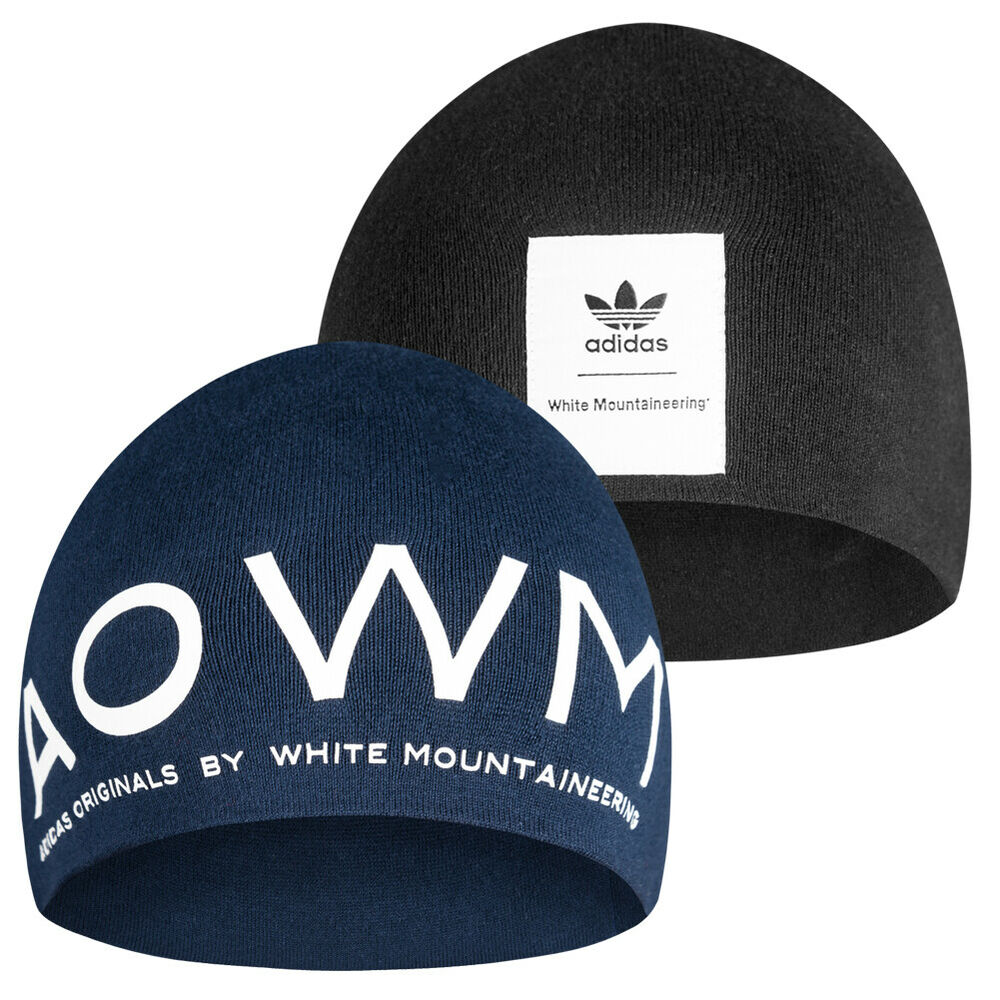 Adidas X White Mountaineering Beanie Hiver Casquette Loisirs Hiver Casquette Neuf