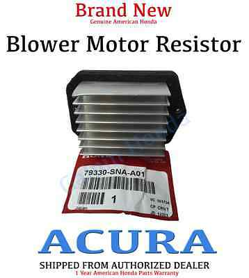 Blower Motor Resistor Regulator For 04-06 Acura TSX 03-05 Honda Accord Sedan
