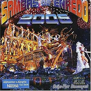 Sambas-De-Enredo-Do-Carnaval-2-Various-Used-Good-CD