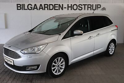 Annonce: Ford Grand C-MAX 1,5 TDCi 120 T... - Pris 134.900 kr.