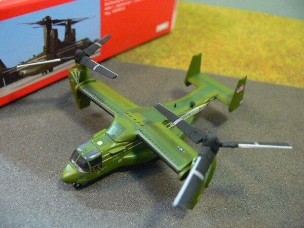 1 200 Herpa 557368 U.S. Marine Corps Bell Boeing Osprey Nighthawks