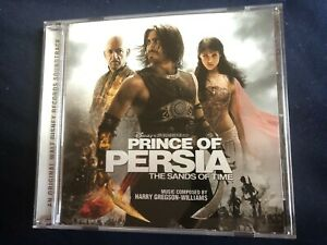 Prince Of Persia The Sands Of Time 2010 Soundtrack Harry Gregson