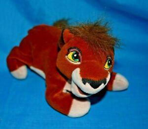 Disney-Lion-King-Simba-039-s-Pride-Kovu-Bean-Bag-Plush
