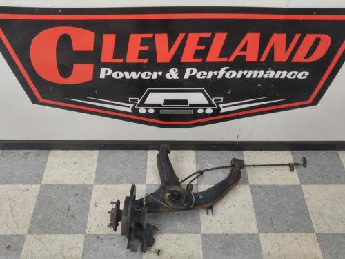 2004-2006 Pontiac GTO OEM Left Rear Control Arm Stub Axle Spindle Hub Assembly